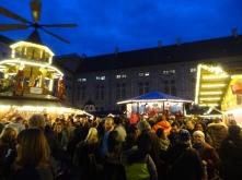 Schönes Weihnachtsdorf...
