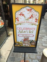 Sabon Rue des Rosiers Paris - Celebrate Nature's Best