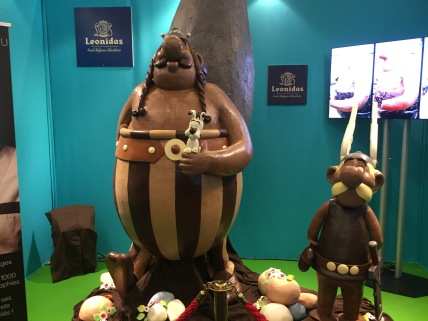 Leonidas - Asterix und Obelix