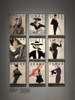 Vogue Cover by Irving Penn