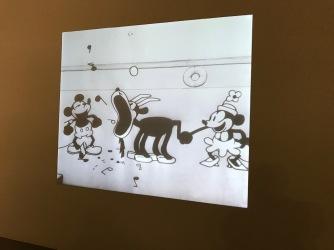 Steamboat Willie - Walt Disney