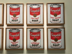 Campbell's Soup Cans - Andy Warhol