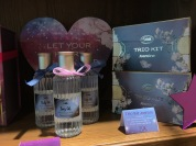 Das Trio Kit aus der Produktlinie Floral Galaxy