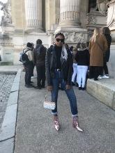 Ihren Stil fand ich großartig und durfte sie auch für meinen Artikel fotogra