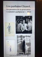 """Werbeanzeige von Chanel... eine der ersten der Generation der """"Couturier/Designer-Parfumeuer"""" - 1924"""