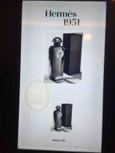 Werbeanzeige von Hermès 1951