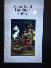 Werbeanzeige von Jean Paul Gaultier 1993