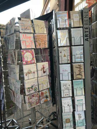 Viele interessante Postkarten