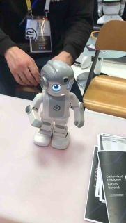 Spark - Intuitive Robots